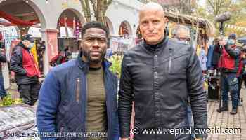 Kevin Hart and Woody Harrelson starrer Man from Toronto gets January 2022 release date - Republic TV