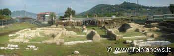 Atripalda: emerse le mura dell'antica Abellinum sotto un impianto di carburanti - Irpinia News