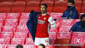 Im Krankenhaus: Pierre-Emerick Aubameyang fehlte dem FC Arsenal wegen Malaria - Sportbuzzer