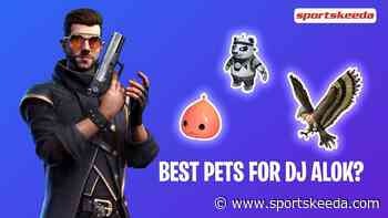 3 best Free Fire pets to pair with DJ Alok after the OB27 update - Sportskeeda