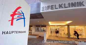 Eifelklinik Simmerath : Mit negativem Test ins Krankenhaus - Aachener Zeitung