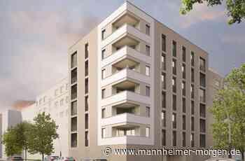 Wohngebäude im Zeitplan - Mannheimer Morgen