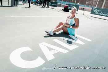 La Russe Valéria Savinykh nouvelle reine du 2e Ladies Open de Calvi – Eaux de Zilia - Corse Net Infos