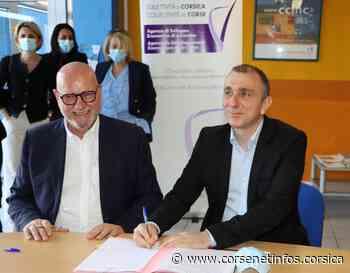 Calvi : L'ADEC dispose désormais d'un pôle en Balagne - Corse Net Infos