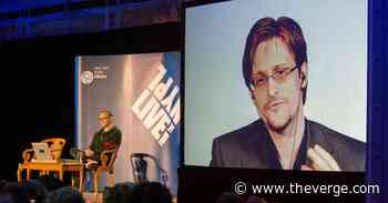 Edward Snowden NFT sells for more than $5.4 million - The Verge