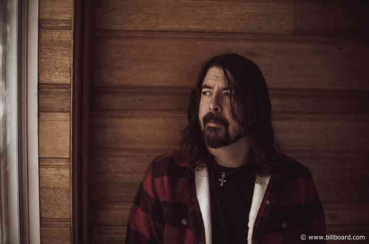 Dave Grohl's 'From Cradle to Stage' Is Arriving Just in Time for Mother's Day: Watch the Teaser