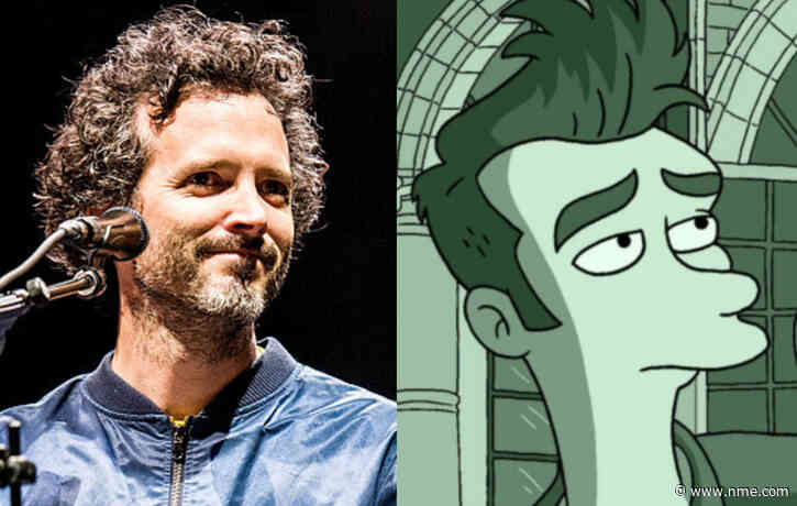 Flight Of The Conchords' Bret McKenzie worked on The Smiths episode of 'The Simpsons'