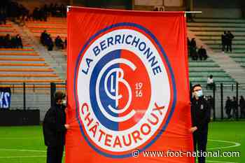 Chateauroux : le club en National si... Chateauroux - Foot National