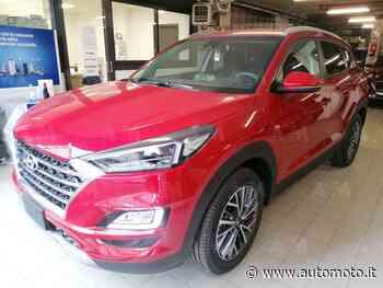 Vendo Hyundai Tucson 1.6 CRDi 48V XPrime nuova a Cirie', Torino (codice 8942626) - Automoto.it - Automoto.it