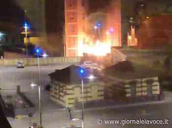 CIRIE'. Incendio nello studio medico, paura in corso Nazioni Unite - giornalelavoce