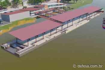 Governo abre licitação para construção do novo terminal hidroviário de Breves - Defesa - Agência de Notícias