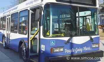 News Midland, Penetanguishene residents urged to limit use of local transit - simcoe.com