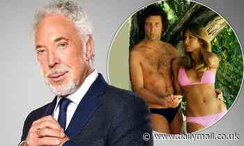 Tom Jones says divine intervention saved his life when he was in shark-infested waters off Mexico