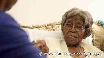 Im Kreis der Angehörigen: Ältester Mensch der USA ist gestorben