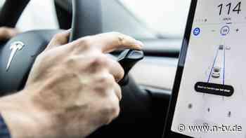 E-Auto rast gegen Baum: Zwei Tote bei Unfall mit fahrerlosem Tesla