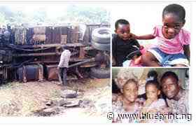 Mother, 2 kids crushed to death in Ogbomoso - Blueprint newspapers Limited