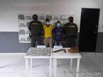 Policía persigue y captura a presuntos atracadores en Talaigua Nuevo - Diario La Libertad