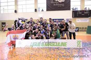 Volley : comment le Plessis-Robinson prépare sa montée historique en Ligue A - Le Parisien