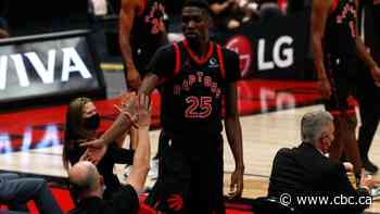 Boucher scores 31 points to lift Raptors over Thunder in battle of Montrealers