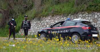 Fara in Sabina, giovani di Monterotondo violano la zona rossa con la droga in auto: multati in sei - Corriere di Rieti