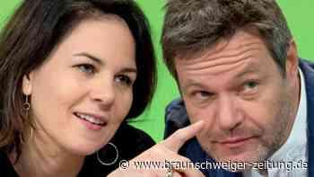Kanzlerkandidatur: Baerbock oder Habeck? Grüne beantworten die K-Frage