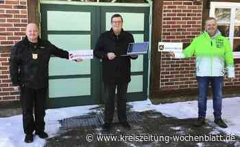 Starke Zusammenarbeit in Otter: Vereine kooperieren in der Krise - Tostedt - Kreiszeitung Wochenblatt