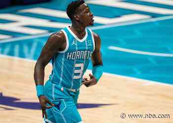 Hornets Ride First, Third Quarters to Home Win Over Trail Blazers