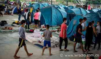 Más de 180 personas desplazadas a Arauquita por combates retornaron a Venezuela: Gobierno - W Radio