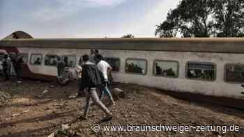 Provinz Kaljubia: Erneut Zugunglück in Ägypten - mehrere Tote