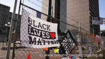 Prozess vor demAbschluss: Tod vonGeorge Floyd: Schlussplädoyers im Chauvin-Prozess