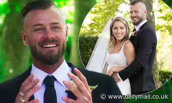 Married At First Sight: Why groom Chris Jensen WASN'T at the reunion