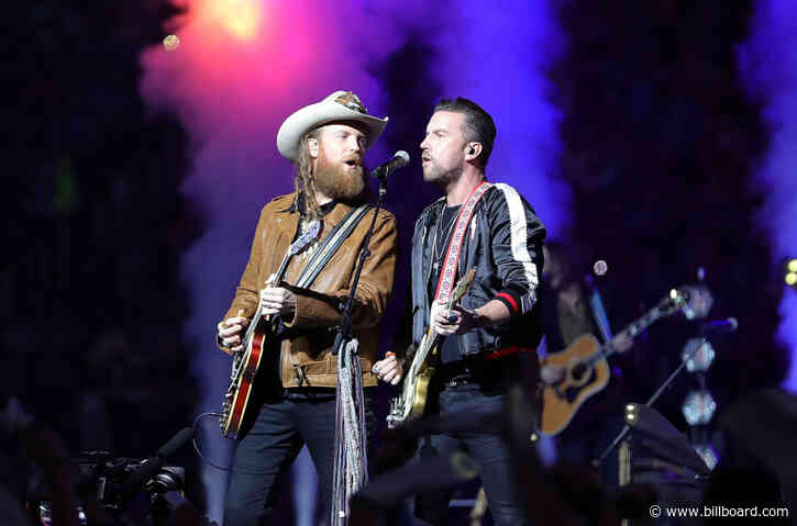 Brothers Osborne Rock Out With 'I'm Not For Everyone' at the 2021 ACM Awards