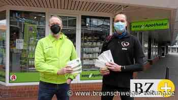 Vize-Chef des Tierheims Salzgitter läuft für Test-Spende