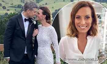 Channel Nine newsreader Wendy Kingston marries her financial advisor beau Richard Jefferies