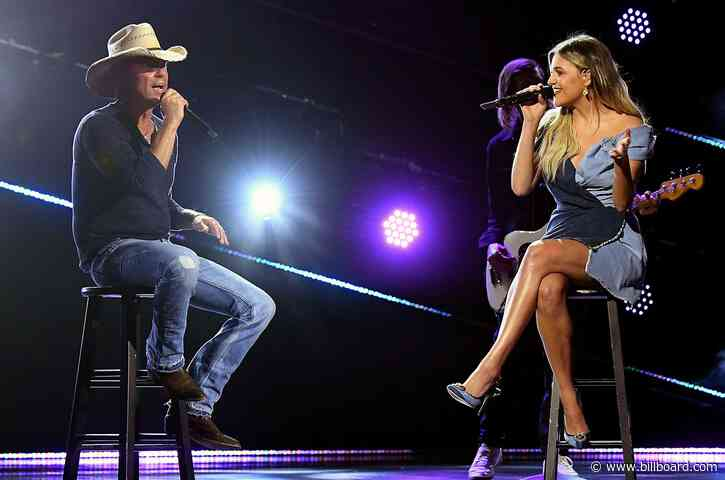 Kelsea Ballerini and Kenny Chesney Celebrate Their 'Hometown' at the 2021 ACM Awards