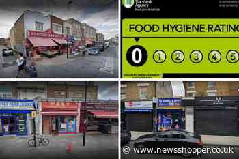 The restaurants with the worst hygiene standards in Bromley and Lewisham - News Shopper