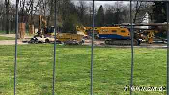 Verschiebung der Landesgartenschau in Ahrweiler verursacht Kosten - SWR