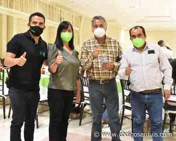 Comerciantes de Charcas convencidos con proyecto de Jano Segovia - Código San Luis