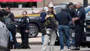 Drei Menschen erschossen?: US-Ermittler fahnden nach Ex-Polizist