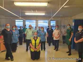 Rosemere Cancer Centre Take On Cross Bay Walk For Charity - Preston Hub