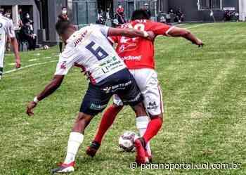 Rio Branco e Cianorte ficam no empate em Campo Largo - Paraná Portal