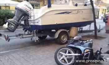 Cuveglio, moto contro barca: automobilista a processo - La Prealpina