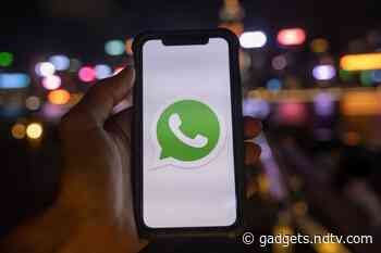 WhatsApp Vulnerability Could Lead to User Account Hacks, Warns CERT-In