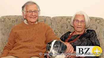 Ja-Wort der Stobbes aus Braunschweig vor 65 Jahren
