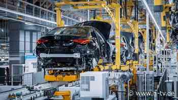 Branche in Corona-Krise: Deutsche Autokonzerne bestehen am besten