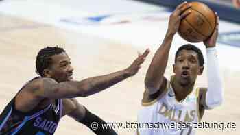 NBA: Chancen auf Playoffs sinken: Mavericks verlieren gegen Kings