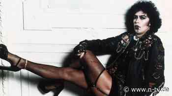 He's just a sweet Transvestite!: Tim Curry - schwer gezeichnet, aber noch da