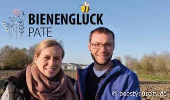 Videointerview mit Isa und Julian von Bienenglück-Pate in Bodenheim   BYC-News Rheinhessen Online-Zeitung - Boost your City   Rhein-Main Nachrichten