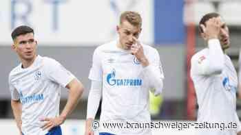 Chronik des Scheiterns: FC Schalke 04 nach Horrorsaison vor dem Abstieg