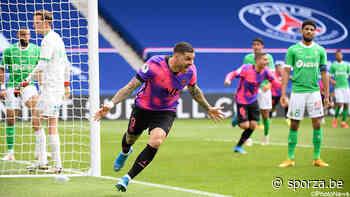 5 goals in 18 minuten: PSG blijft in spoor Lille na waanzinnig slot - sporza.be